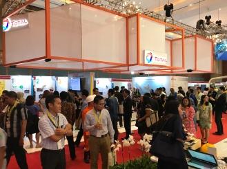 Anjungan TOTAL E&P INDONESIE