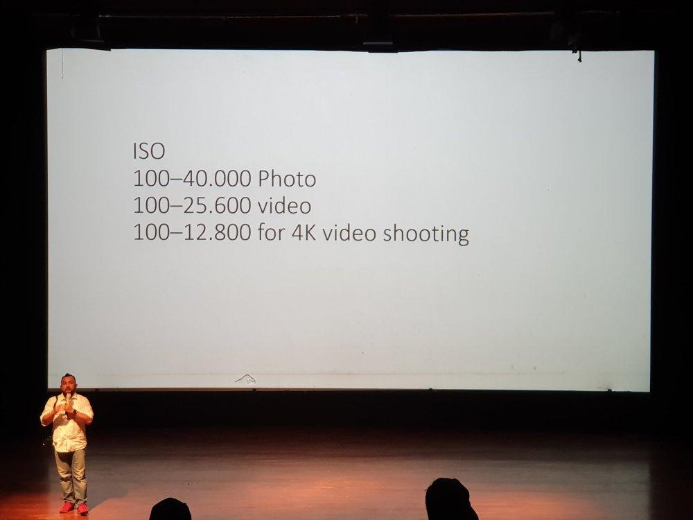 Spesifikasi teknis singkat Canon EOS R oleh Misbachul Munir