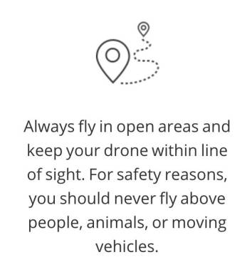 Inisiatif FlySafe dari DJI
