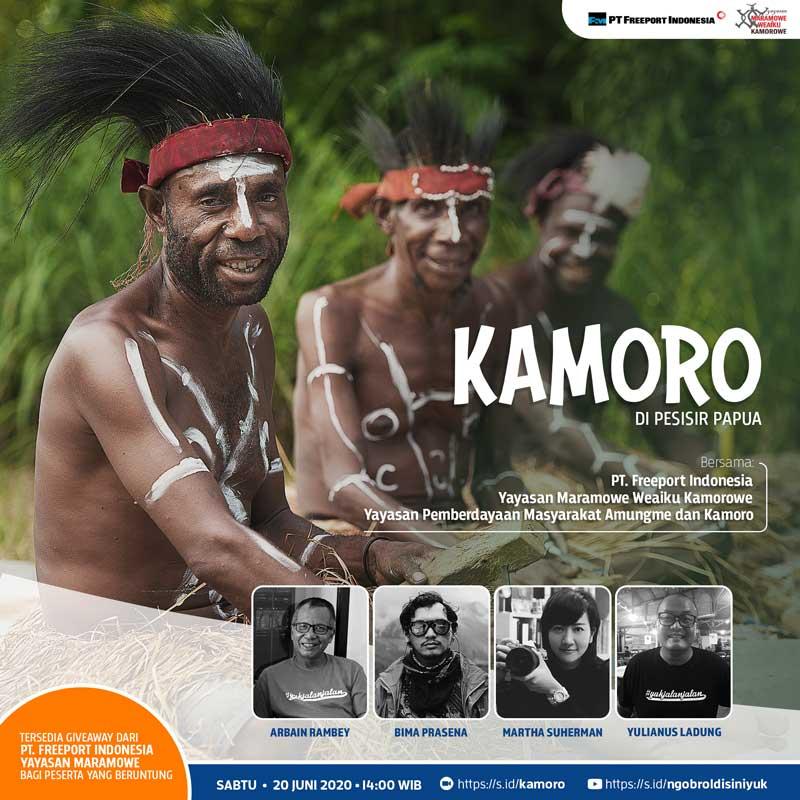 Kamoro-Di-Pesisir-Papua